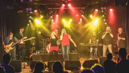 Open-Air mit Funk & Soul in Golzheim