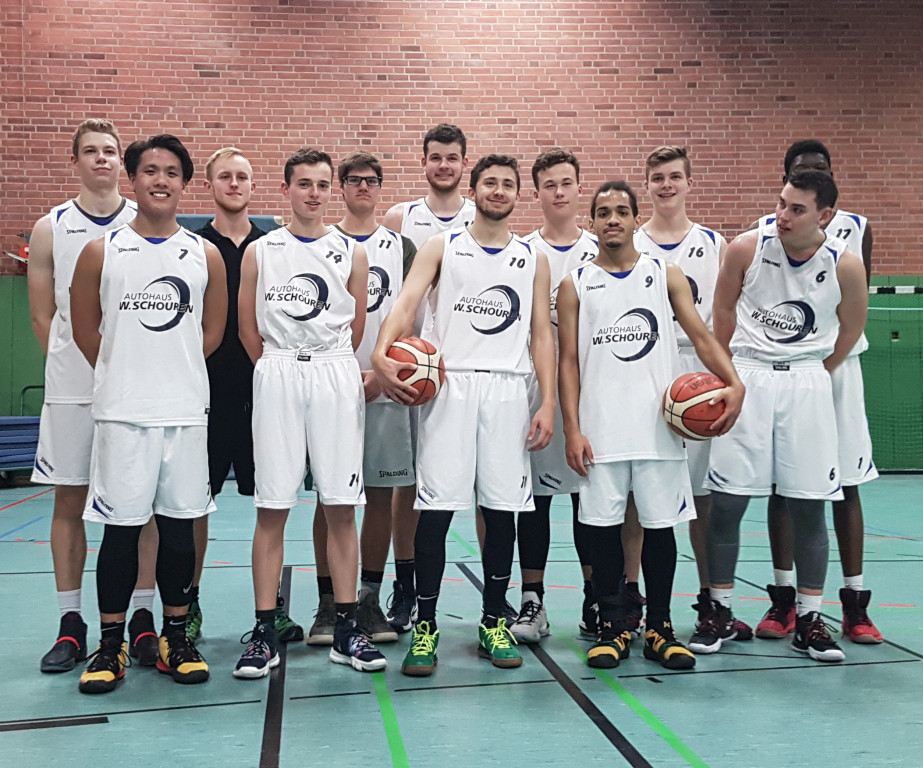 Basketball-Derby in Nettetal