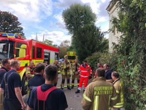 Fit for fire fighting -Übung macht den Meister-