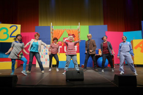 "3.10.: Kindermusical ""Conni - Das Schulmusical"""