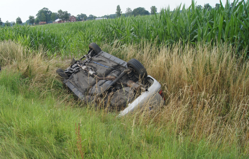 Unfall in Marbeck