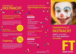 Fassenacht 2020 in Frankenthal am 22.02.2020