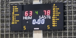 Baskets Lüdenscheid vs. Sechtem Toros 63:78