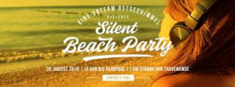 Silent Beach Party in Travemünde