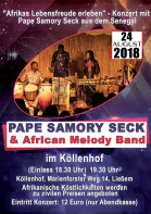 Pape Samory Seck and African Melody
