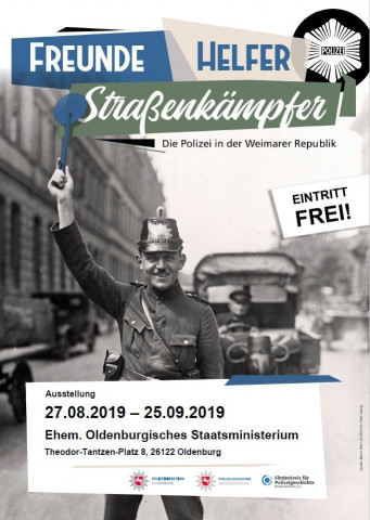 Wanderausstellung in der PD Oldenburg