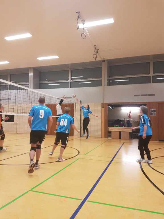 Bröltaler SC Volleyball-Mixed Landesliga