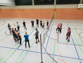 Volleyball Bambini's gesucht