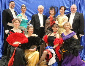 """Banbury Operatic Society: """"An Evening in Vienna"""""""