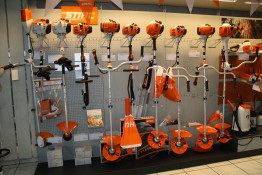 Der STIHL-Test-Tag am 6. April 2019