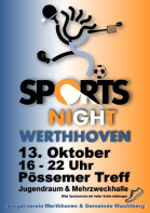 2. Sports Night in Werthhoven