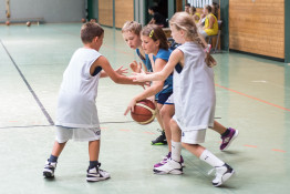 Jugend-Basketball in Fulda .. Impressions