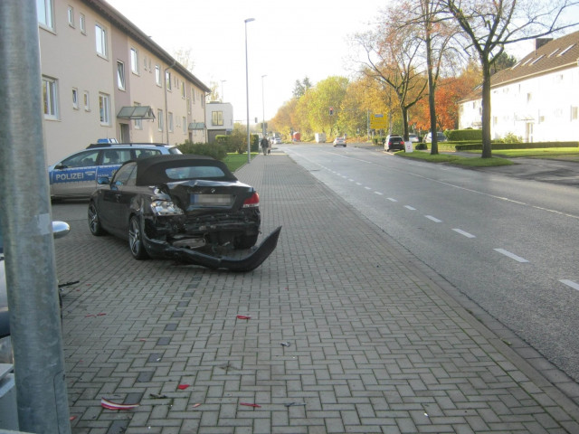 Unfall Soest